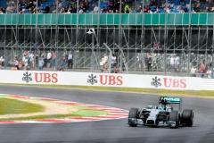 Rosberg at Becketts