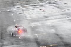 Vettel does mist